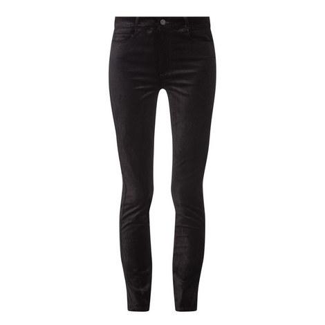 Hoxton Velvet Skinny Jeans, ${color}
