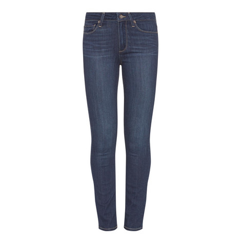 Hoxton Crop Roll Up Jeans , ${color}