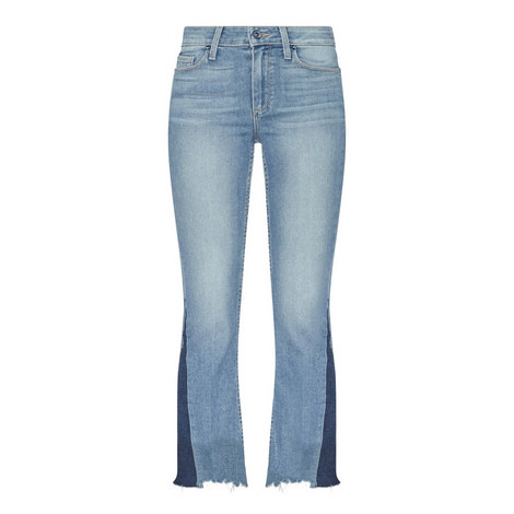 Colette Flared Jeans, ${color}