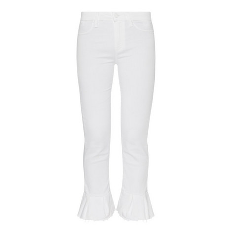 Rafaela Frill End Jeans, ${color}