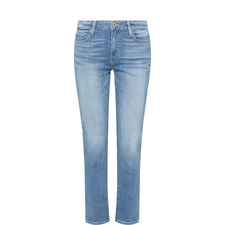Jimmy Jimmy High-Rise Cropped Jeans
