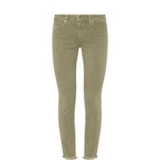 Hoxton Raw Hem Jeans