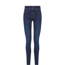Secret Push In High-Waist Skinny Jeans