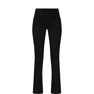 Secret Slim-Fit Jeans