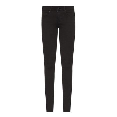Secret High Rise Skinny Jeans, ${color}
