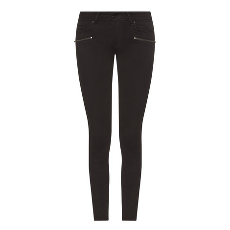 Colette Mid Rise Skinny Jeans, ${color}