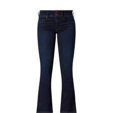 Push In Boot Cut Jeans
