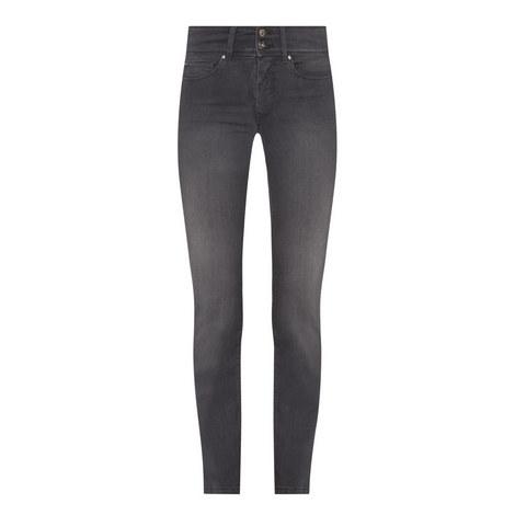 Secret Slim Skinny Fit Jeans, ${color}
