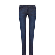 Colette Mid Rise Skinny Jeans