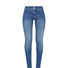 Push-In Secret Jeans