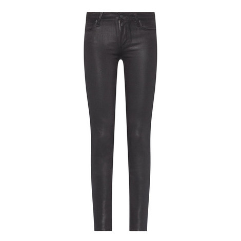Verdugo Ankle Coated Jeans, ${color}