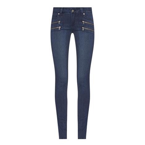 Edgemont Ultra Skinny Denim Jeans, ${color}