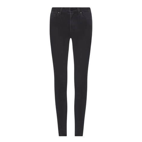 Margot Super High Rise Jeans, ${color}