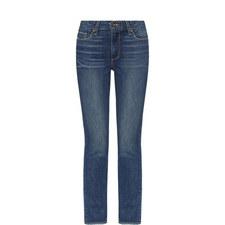 Julia Ripped Hem Jeans