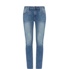 Astrid Cuff Jeans