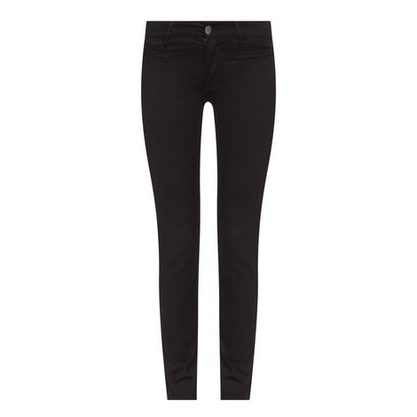 Paris Slim Crop Jeans, ${color}