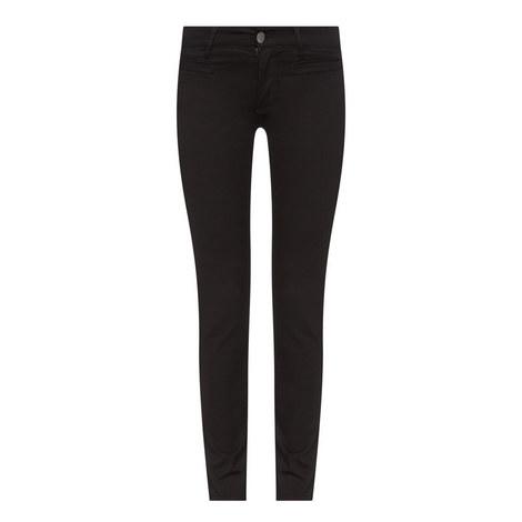 Paris Slim Crop Jeans, ${color}