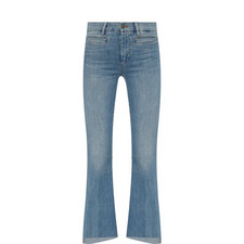 Marrakesh Cropped Step Hem Jeans