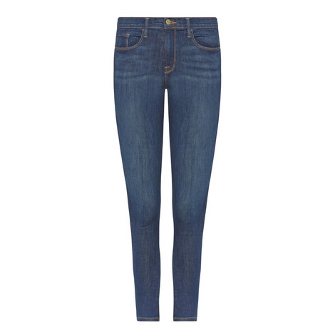 Ali High Rise Skinny Jeans, ${color}