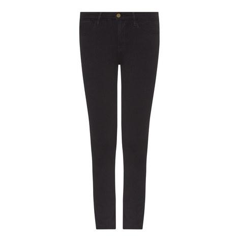 Le High Straight Leg Jeans, ${color}