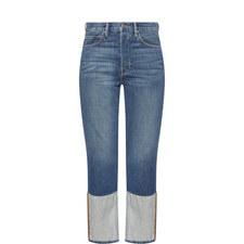Le Original Cuffed Jeans