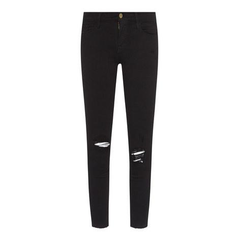 Le Skinny De Jeanne Cropped Jeans, ${color}