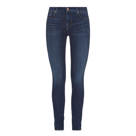 Mid Rise 11' Jeans, ${color}