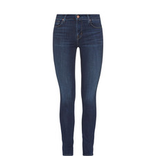Mid Rise 11' Jeans