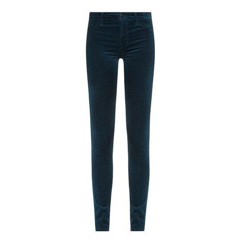 Mr Skinny Velveteen Jeans, ${color}
