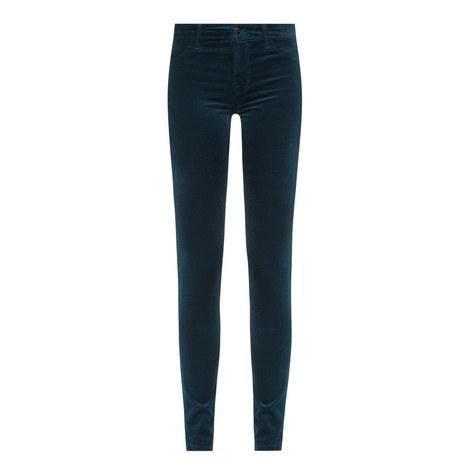 Mr Skinny Velveteen Jeans, ${color}