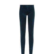 Mr Skinny Velveteen Jeans
