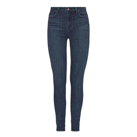 Caroline High Rise Skinny Jeans, ${color}