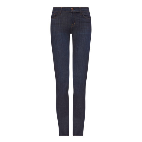 Brya Mid-Rise Bootcut Jeans, ${color}