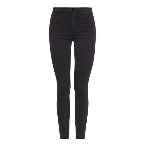 Caroline High Rise Skinny Jeans, ${color}