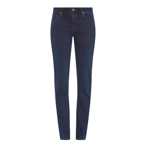 Amelia Straight Fit Jeans, ${color}