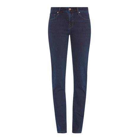 Amelia Straight Fit Jeans, ${color}