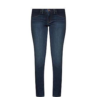Mama Fleeting Skinny Jeans
