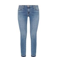 811 Mid-Rise Skinny Delphi Jeans