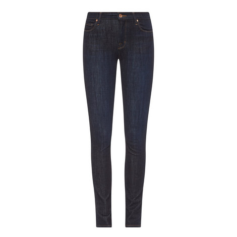 Mid Rise Skinny Jeans, ${color}