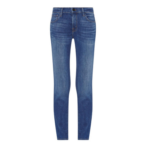 Johnny Mid-Rise Jeans, ${color}