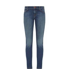Maude Cigarette Slim Fit Jeans
