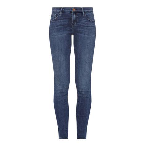 Maude Cigarette Skinny Fit Jeans, ${color}