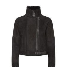 Camilla Shearling Jacket