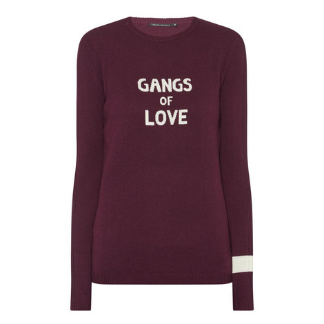 Gangs of Love Wool Sweater, ${color}