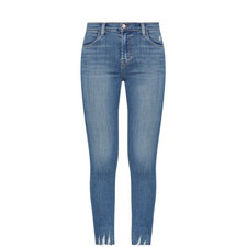 Alana High-Rise Cropped Jeans