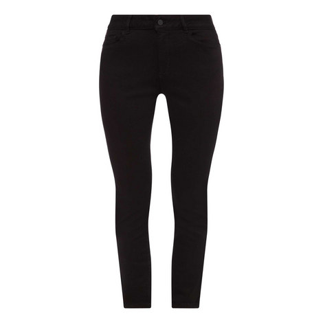 Farrow High Rise Skinny Jeans, ${color}