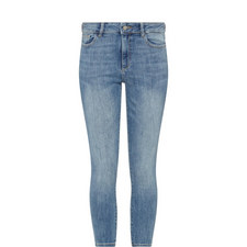 Farrow Cordell Cropped Skinny Jeans