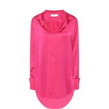 Silk Pyjama Shirt