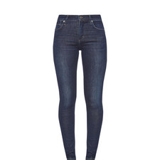 Rocket Axel High Rise Skinny Jeans