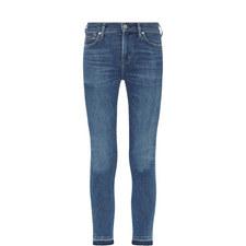 Rocket Crop Skinny Jeans